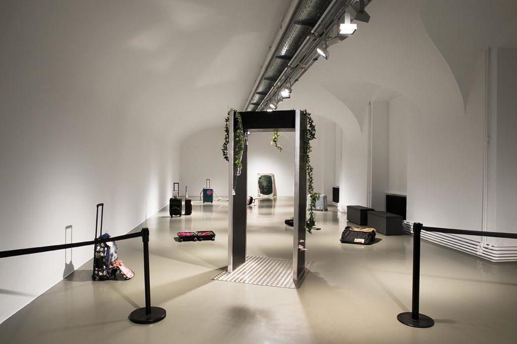 MAK-Ausstellungsansicht, 2020 CREATIVE CLIMATE CARE Sophie Gogl. Storno MAK GALERIE © Aslan Kudrnofsky/MAK