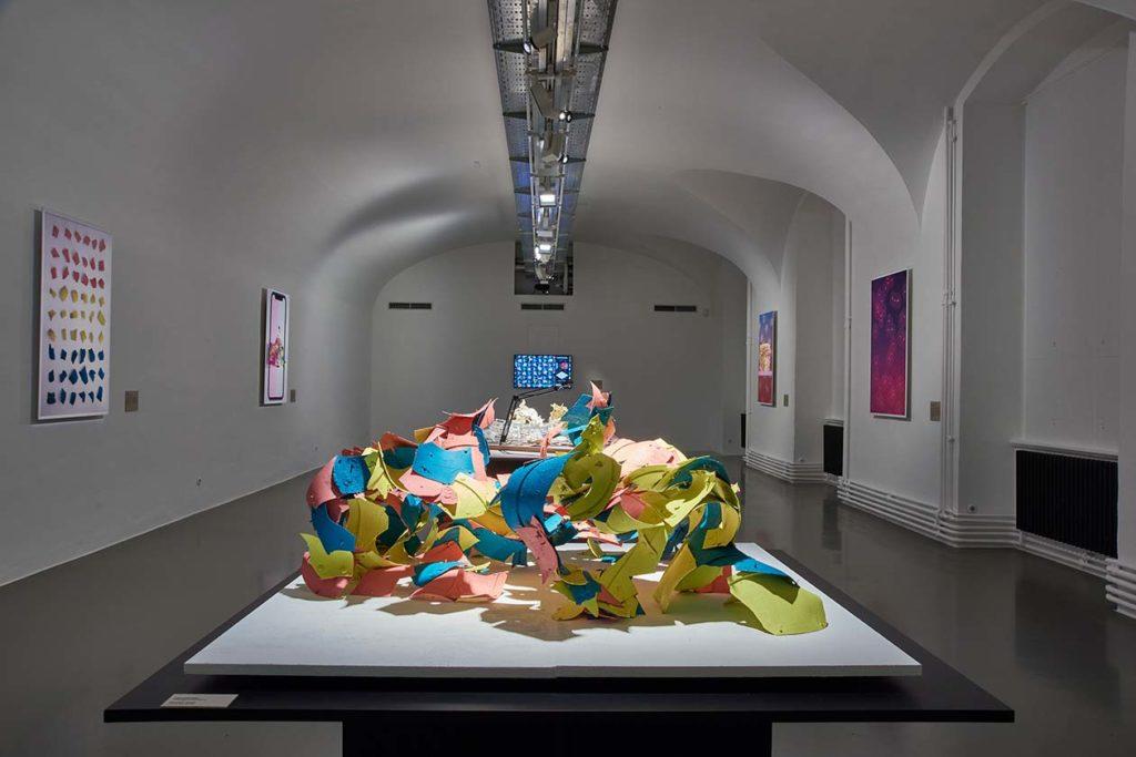 MAK-Ausstellungsansicht, 2020