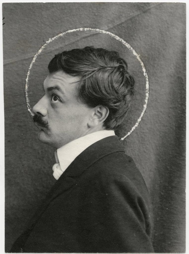 Koloman Moser als Maler