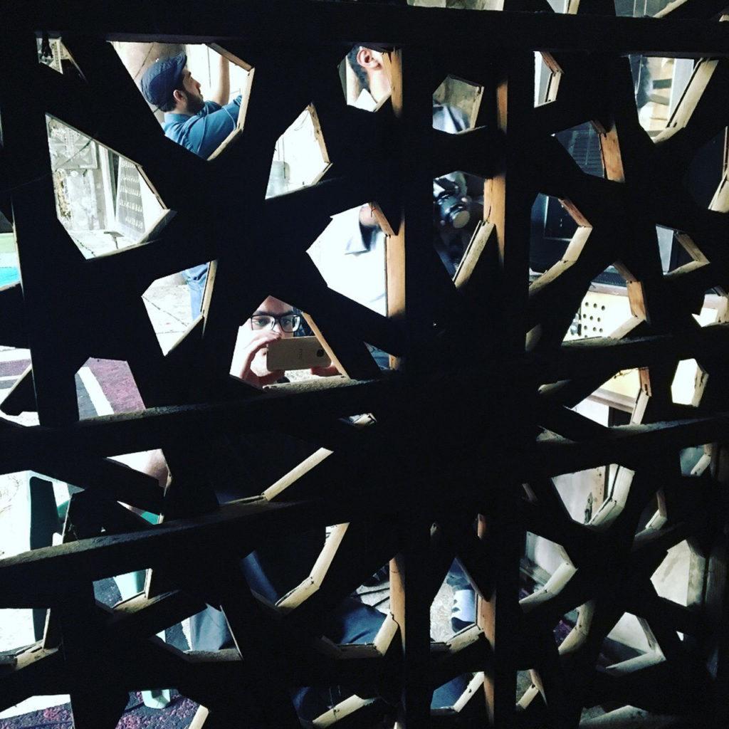 Minbar from the Mosque of Amir Altinbugha al-Maridani, Mamluk Sultanate in Egypt (1250–1517), Cairo, 1340 © Egyptian Heritage Rescue Foundation Cairo Minbar MAK