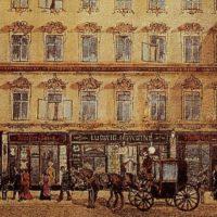 Ein Gewinn für die MAK-Sammlung: Musterblätter für Stickereien des Traditionsunternehmens Nowotny