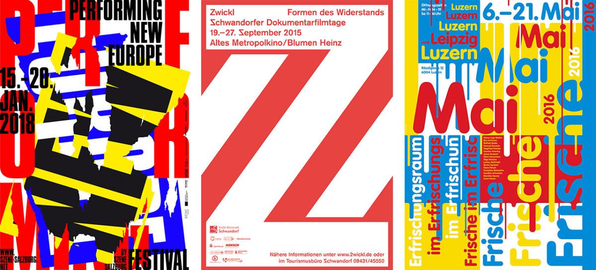 Das Plakat mit viel Geschichte. Das österreichische Designstudio Beton im Interview