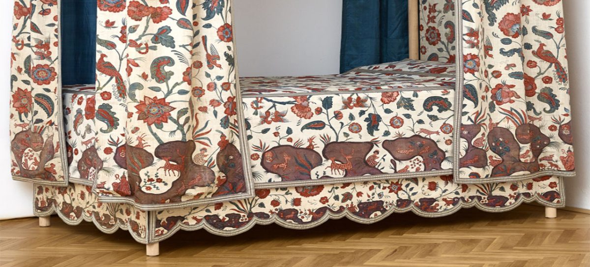 Who Slept in This Bed? The Question of the Provenance of Prince Eugene's Chintz Bed