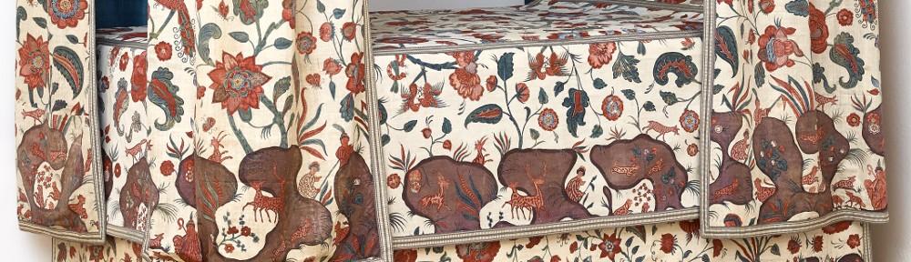 Chintz Bed of Prince Eugene