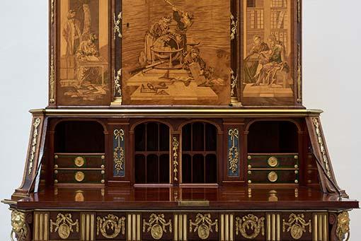 Kunst- und Kabinettschrank