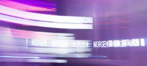 """Ausstellungsansicht, 2017 ÄSTHETIK DER VERÄNDERUNG. 150 Jahre Universität für angewandte Kunst Wien, MAK-Ausstellungshalle © Kristina Satori/MAK, Experiment """"AppliedGuide"""""""