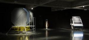 Ausstellungsansicht KLIMAWANDEL! Vom Massenkonsum zur nachhaltigen Qualitätsgesellschaft MAK DESIGN LAB © Stefan Lux/MAK EOOS zu KLIMAWANDEL