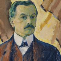 Koloman Moser als Maler. Der Kunsthistoriker Stefan Üner gibt Einblick in den Forschungsstand