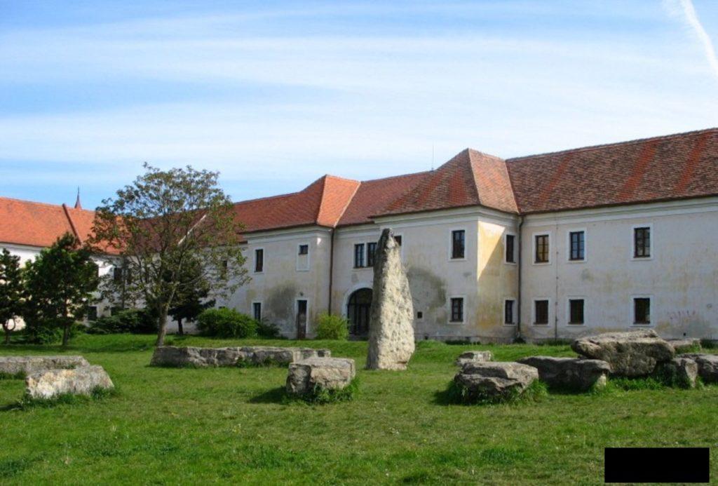 Das Gebäude der ehemaligen Fayencemanufaktur in Schloss Holíč © Mesto Holíč