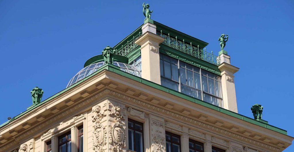 Otto Wagner, Ankerhaus