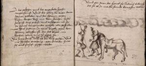 Reisebericht Hans Herzheimer, 1514-19, BI 21517, ©MAK