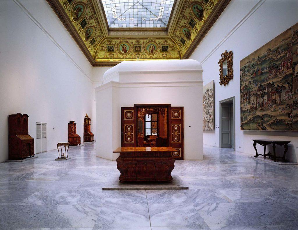 MAK-Schausammlung Barock Rokoko Klassizismus