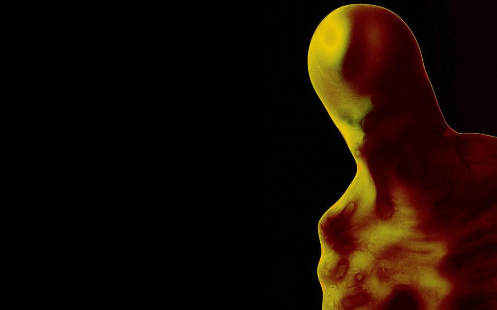 """""""Der Gott des langen Lebens Shoulao zeigt (die Adepten transformierend) verschiedene Gesichter"""" © Harald Gsaller Laozi"""