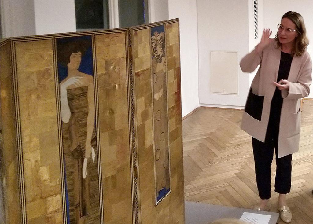 Anne-Katrin Rossberg © T. Roeser Wiener-Werkstätte-Archiv