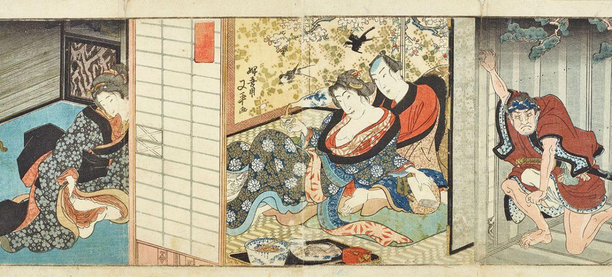 Interview. Japanologin Susanne Klien über die Rolle von Shunga im heutigen Japan