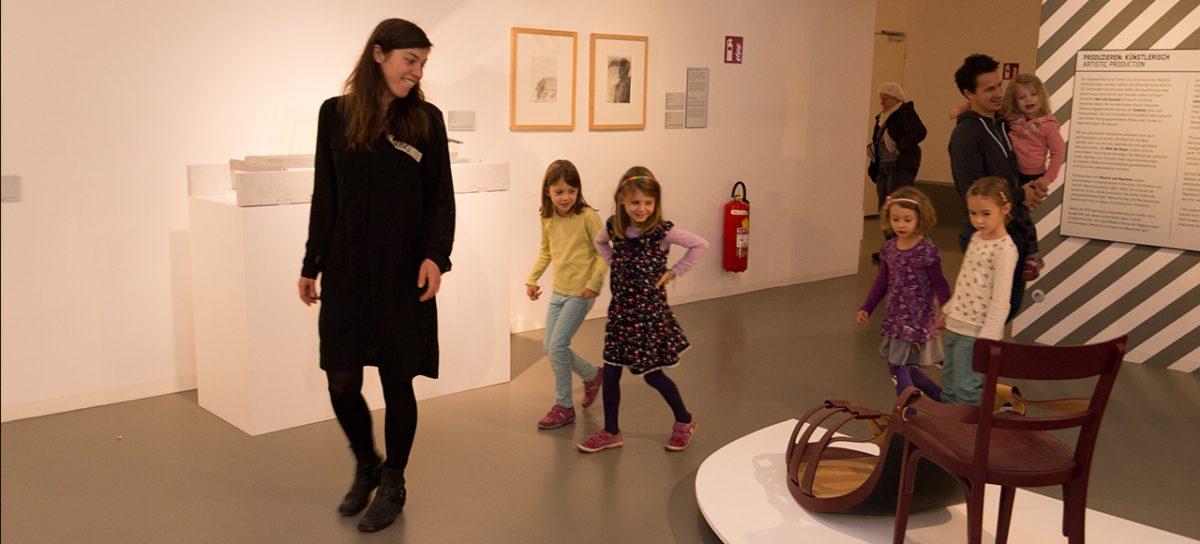 Auf den Spuren von Frauen in der angewandten Kunst