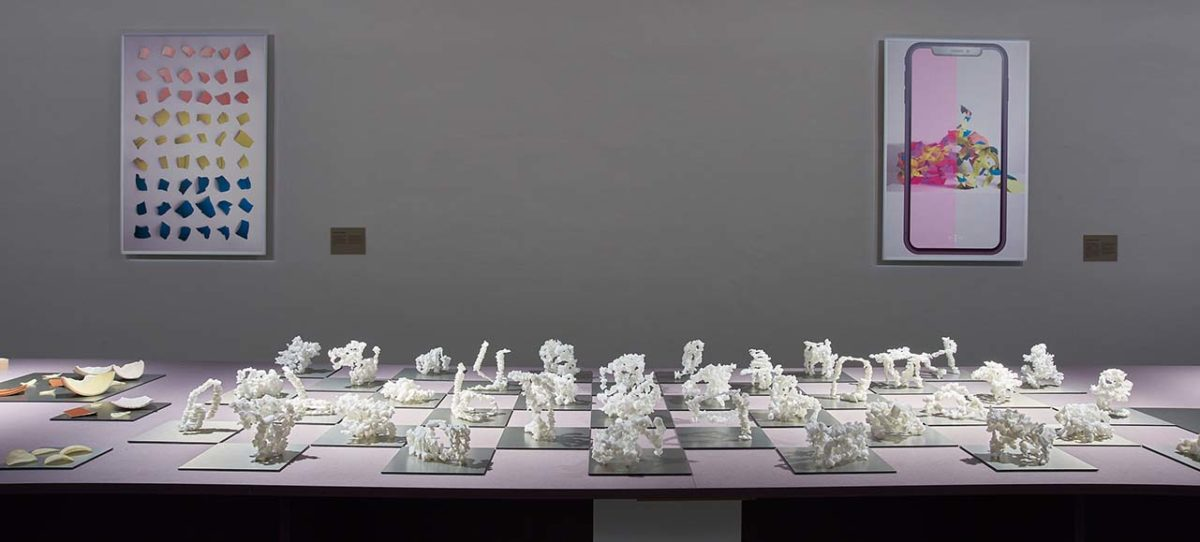 "A revolutionary definition of ""zero waste"" – Chien-hua Huang explains his research project ""Reform Standard"", currently on display in an exhibition at the MAK"