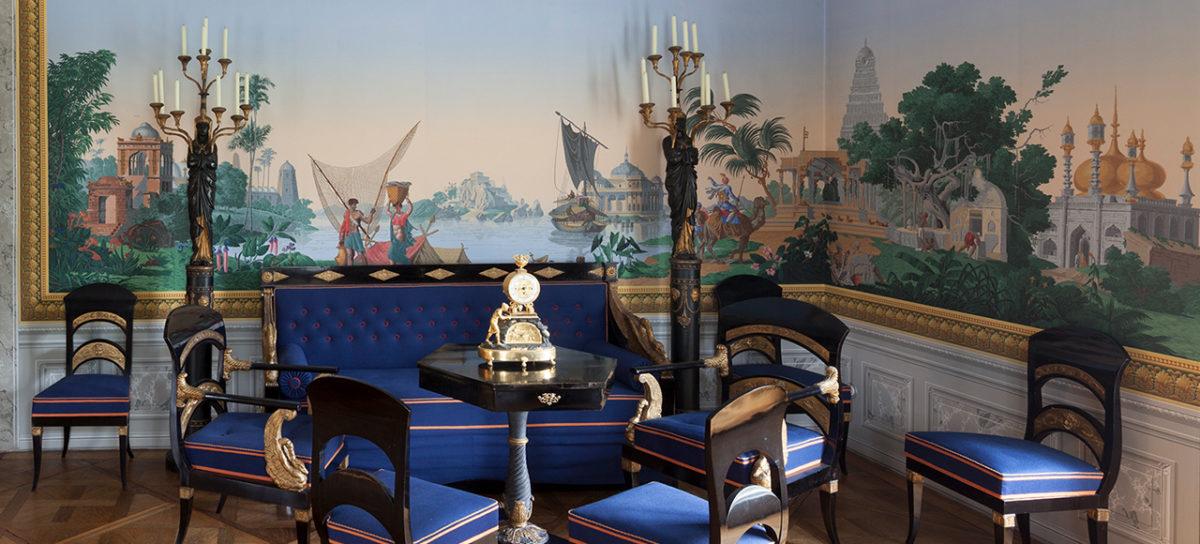 Als wären die Uhren stehen geblieben … Zu Gast in der MAK-Expositur Geymüllerschlössel